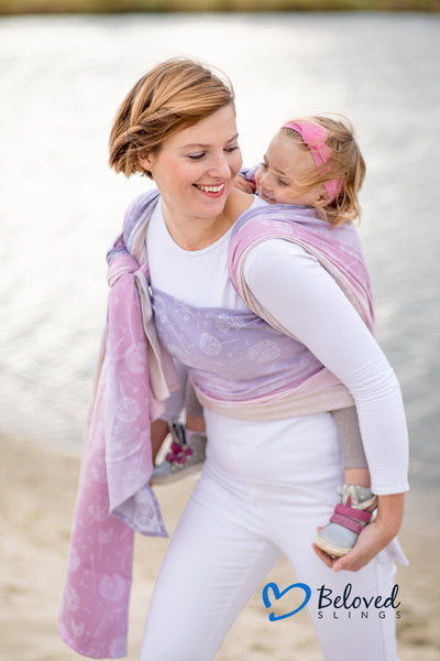 62f92521d7f Beloved Baby Wrap Windy Seeds  Preorder  – Woven Wraps Australia