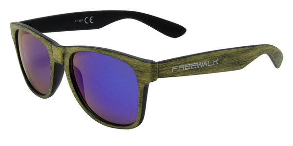 Gafas de Sol Colors Wave Green Perspective
