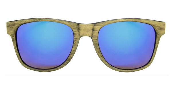 Gafas de Sol Colors Wave Green Front