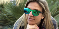 Gafas de Sol ICE Freeze Green chica
