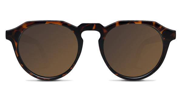 Gafas de sol Urban Techno Brown Frontal