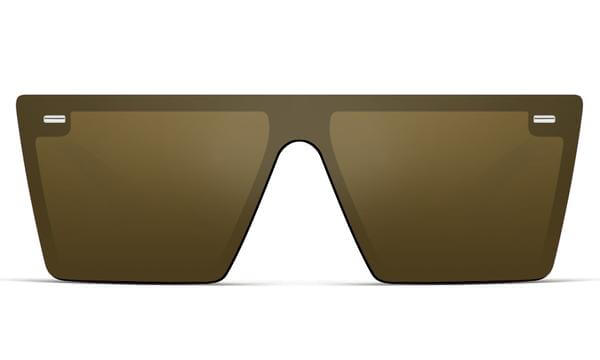 Gafas de Sol URBAN Pixel Brown Frontal