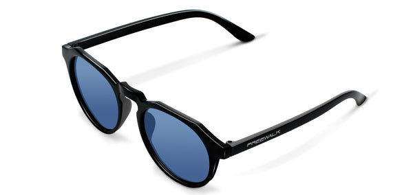 Gafas de Sol URBAN Techno Blue perspectiva