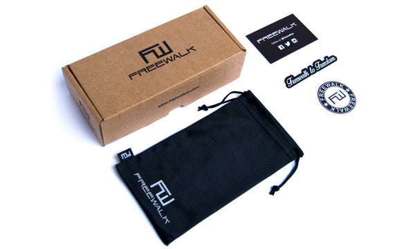 Kit caja y funda Freewalk