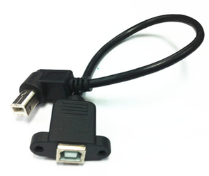 WANHAO Duplicator D7/D7 Plus USB Extending Cable(with ear)
