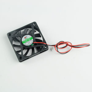 D8-6010 cooling fan, double ball fan 24V line length 30cm