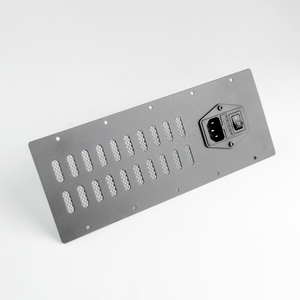 D8 Back cover plate of base