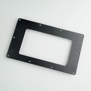 D8 Base display cover plate