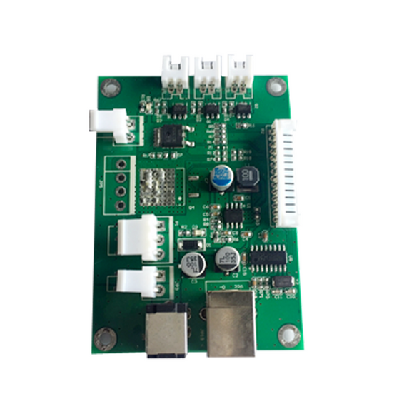 D10 control board for buttom