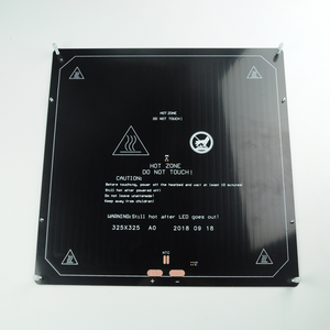 Heating plate, aluminum-based hot bed for D9/300/400/500