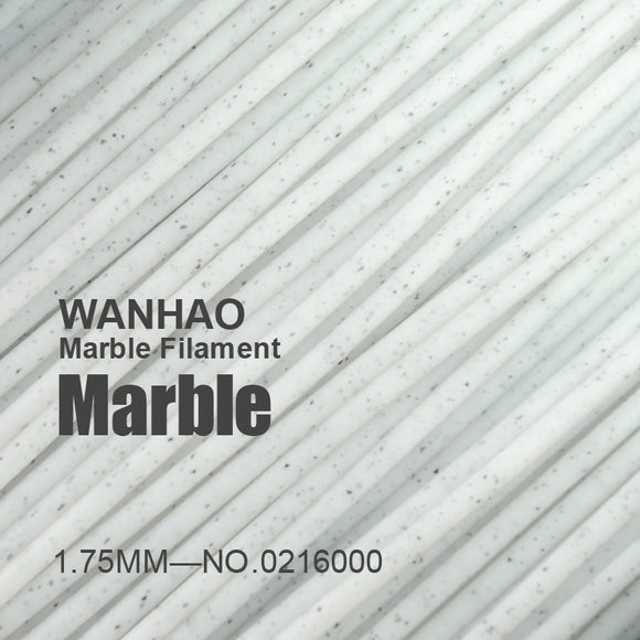 Wanhao Marble Filament, Marble Like 1.75MM