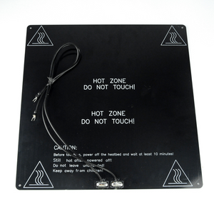 D9(500)-Aluminum plate hot end,heating plate, aluminum-based hot bed