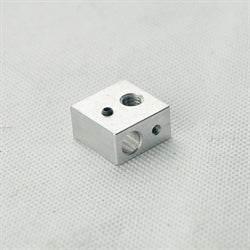 i3, D4, Mk9 small aluminium block, hot end