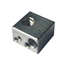 I3/D9/D6-Aluminum Block (New)