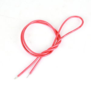 D12- 230-Red Wire for heating plate-70cm