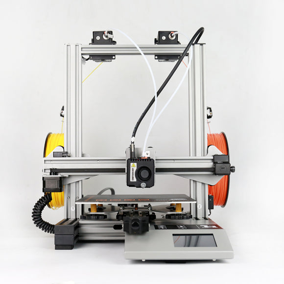 Wanhao Duplicator D12, D12 / 230 3D Printer With Single Extruder / Double Extruder Together