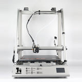 Wanhao Duplicator 12 D12/400 D12-400 Double Extruder 3D Printer With WIFI and 3D Touch