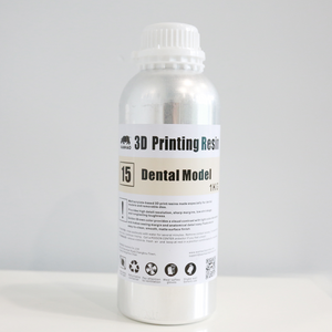3D Printer Resin, Dental Model, Skin color, 250ml/500ml/1000ml/bottle