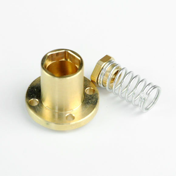WANHAO Duplicator D7/D7 Plus Brass Anti-backlash Nut
