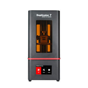 WANAHO Duplicator D7 Plus with 5.5 Inch LCD Screen DLP 3D Printer