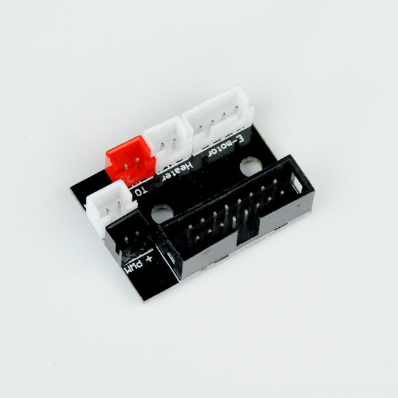 WANHAO D6- interface panel, keyset, patching board