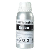 3D Printing Resin Rubber Resin Flexible Resin 250ml/500ml/1000ml/bottle