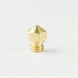 D9 500 MK10 brass nozzle 0.8mm, with PTFE tube