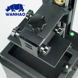 WANHAO Duplicator D7/D7 Plus Aluminum Building Plate Only V2.0 W/O Coating