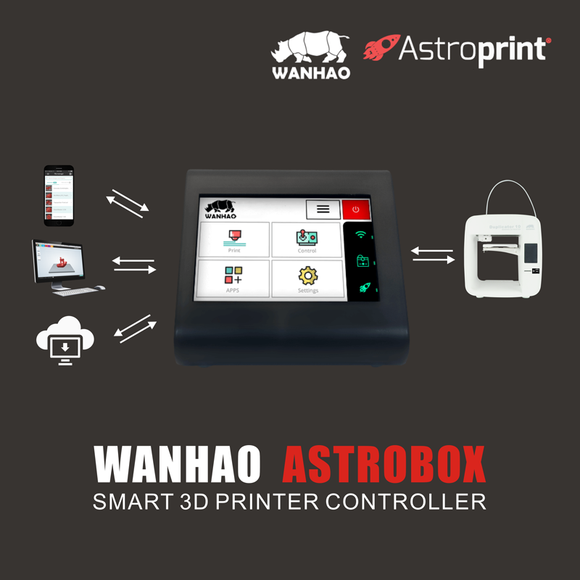 Wanhao Astrobox for FDM printer only