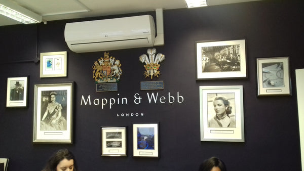 Mappin & Webb Enterprise Event