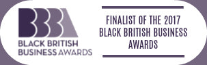 Lenique Louis finalist of the 2017 Black British Business Awards