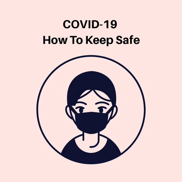 LENIQUE LOUIS MESSAGE - COVID-19 HOW TO KEEP SAFE
