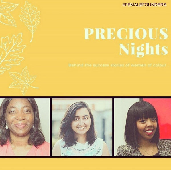 PRECIOUS Nights Business Event 1st February 2018