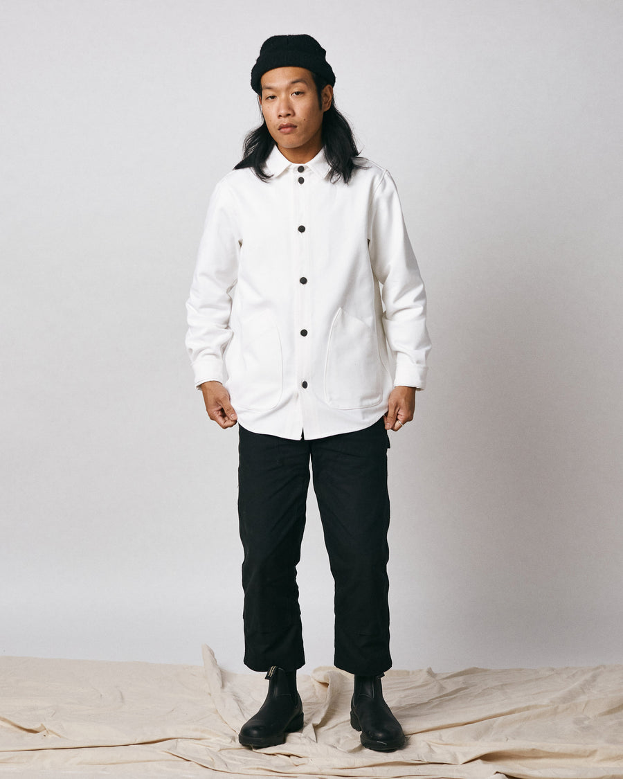 Arthur Jacket - White