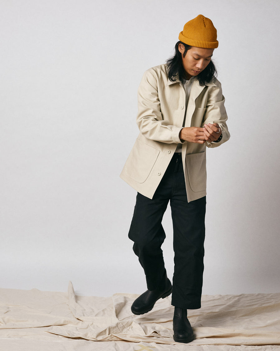 Claude Jacket - Japanese Khaki