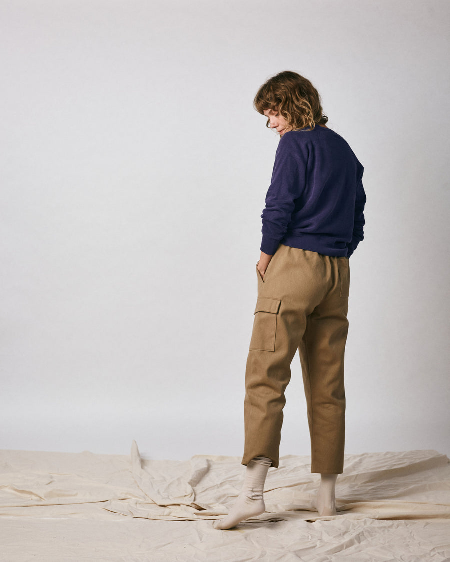 Boothe Cargo Pant - Earth