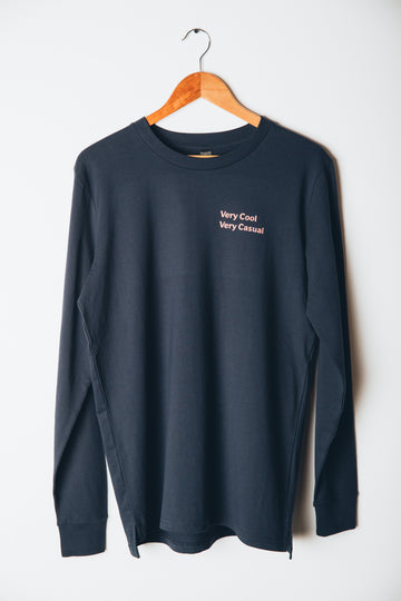 Very Cool, Very Casual LS Tee