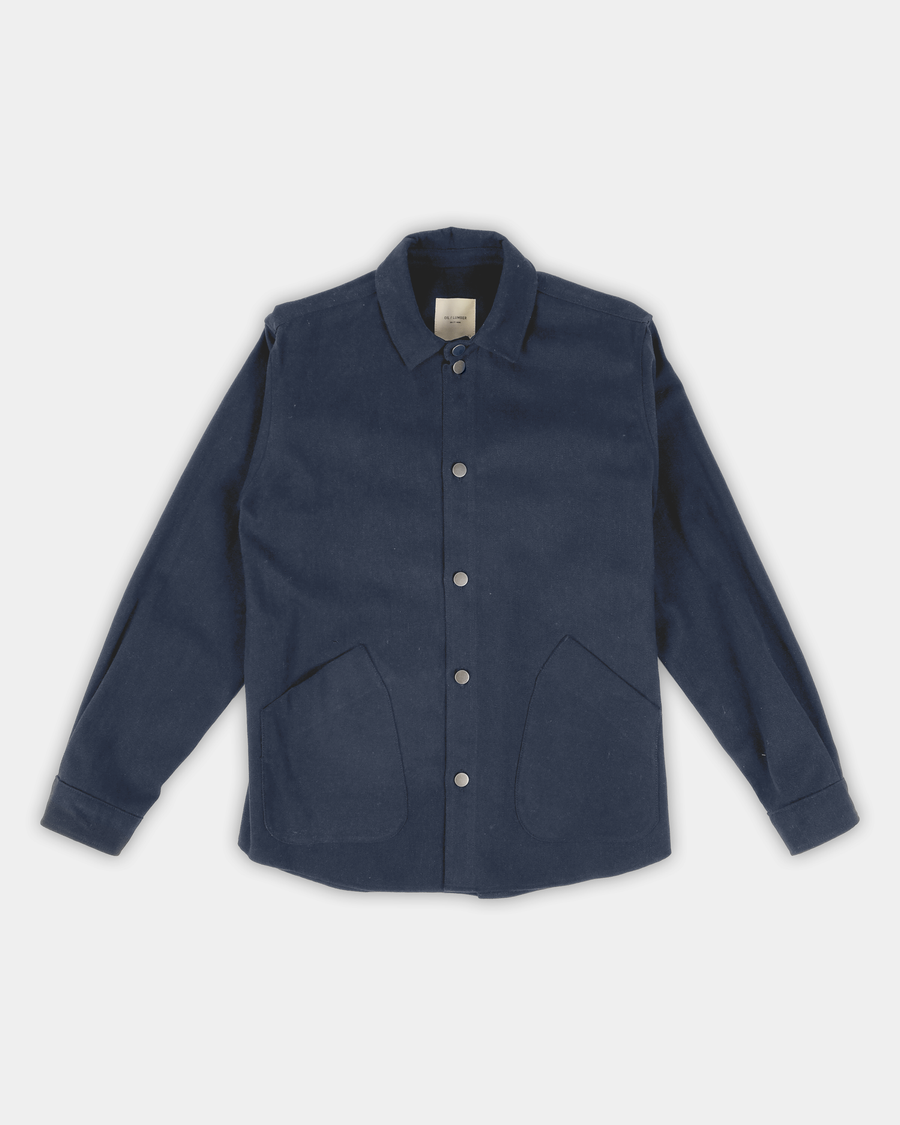 The Arthur Jacket - Blue