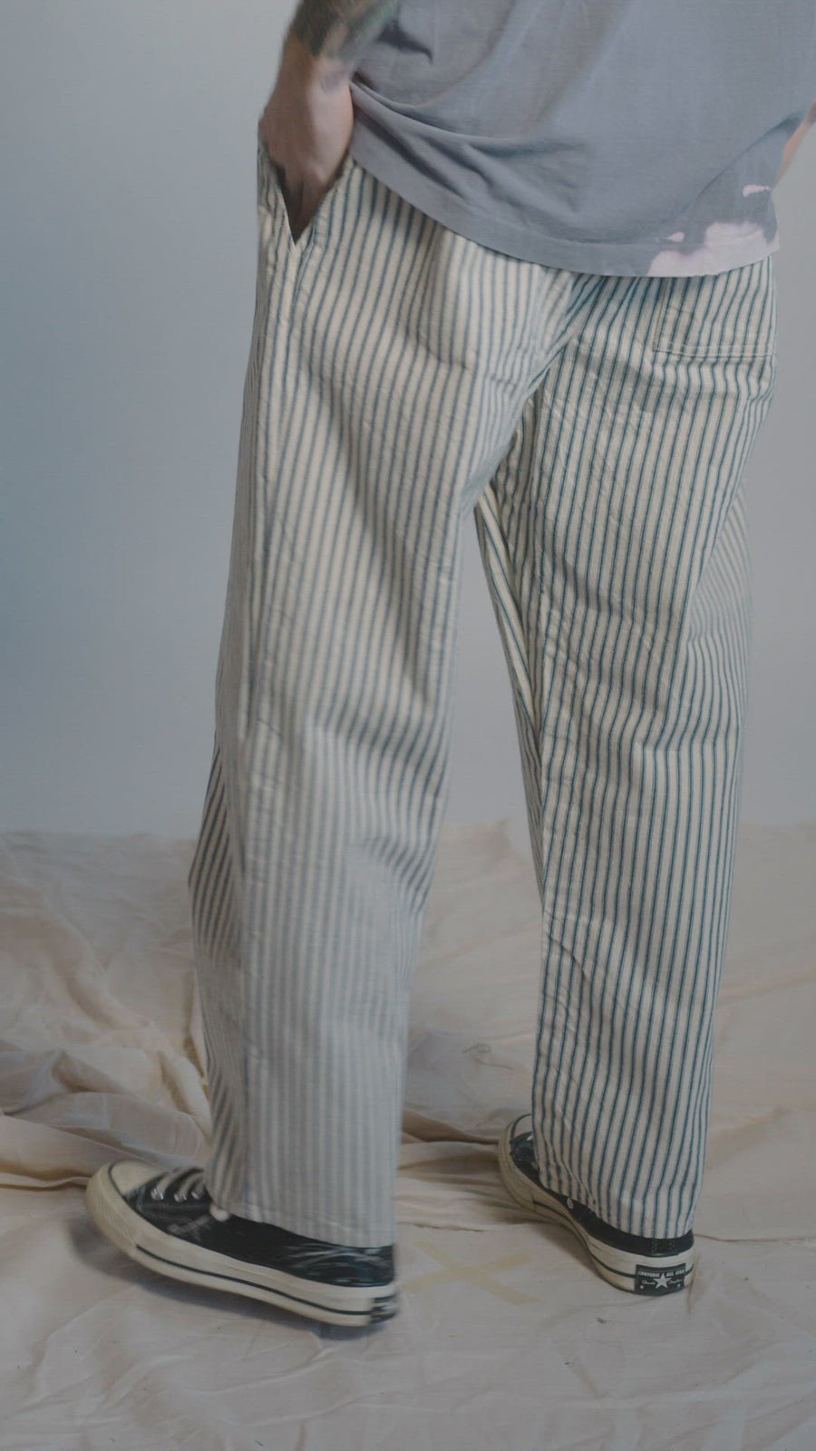 House Pant - Stripes