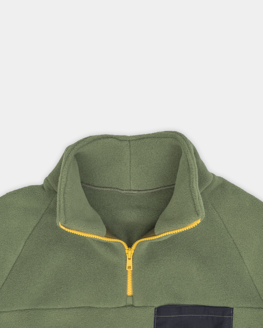 Brighton Fleece - Green