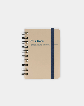 Rollbahn Notebook Mini 3