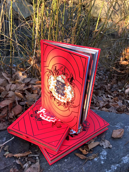 1001 Knights Red Artist Edition: 3-Volume Box Set