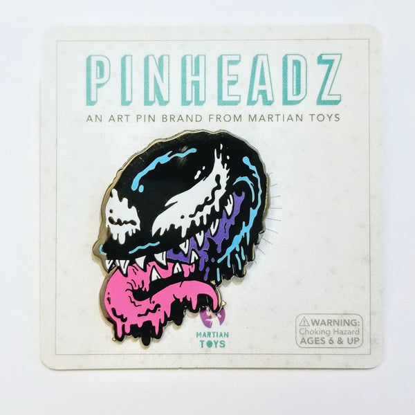 Drippy Venom Pin - SOLD OUT