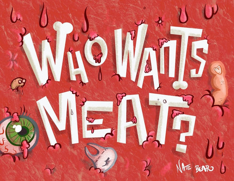 Comic: Who Wants Meat
