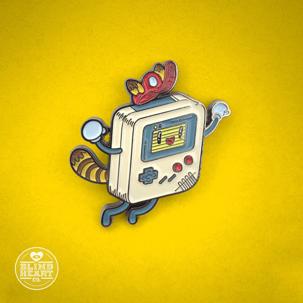 Super Game Bro 3 - Enamel Lapel Pin