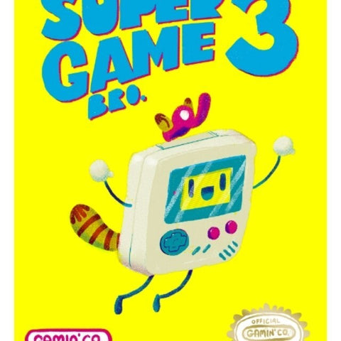 Super Game Bro 3 Print