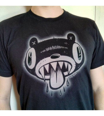 Black Bear Organic T-shirt
