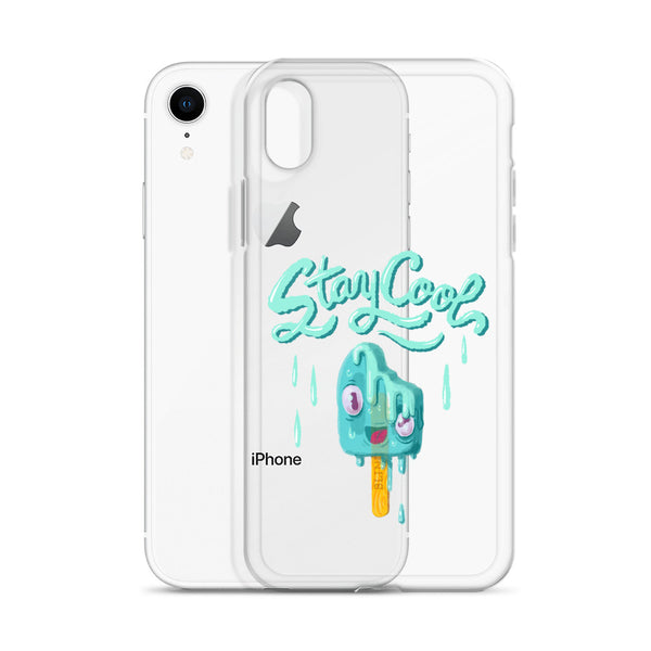 Stay Cool Popsicle - iPhone Case