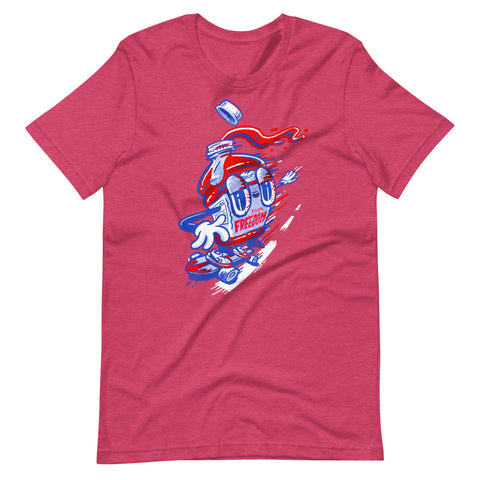Cranberry Dreams - Short-Sleeve Unisex T-Shirt