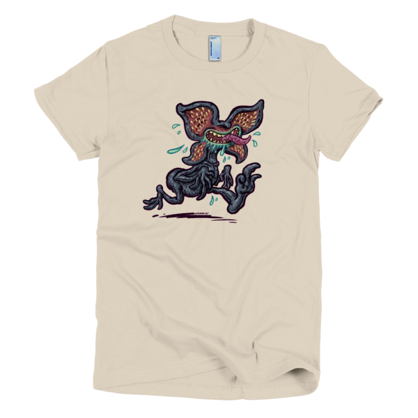 Demogorgon - Short sleeve women's t-shirt